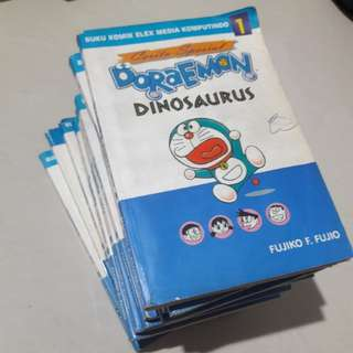 Doraemon Comic edisi Cerita Spesial