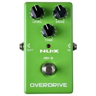 NUX OD-3 True Bypass