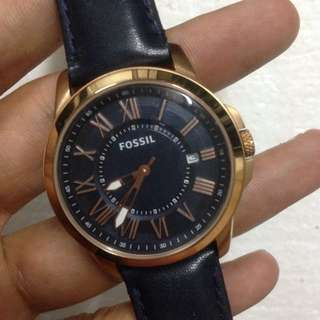 Authentic Fossil FS4966