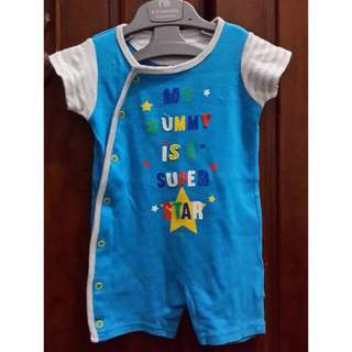 Romper Mothercare Size 0-3m