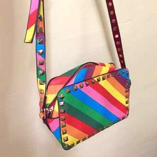 Rainbow 🌈 Sling Bag