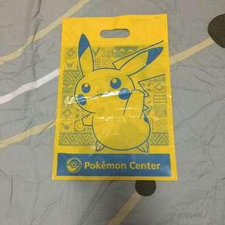 Pokemon膠袋