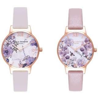 NEW! OLIVIA BURTON   ROSE SAND WATCH 玫瑰金 手錶