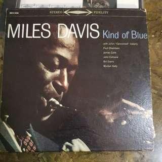Miles Davis Kind Of Blue Charity Sale