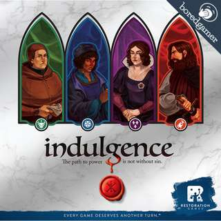 Indulgence Board Game