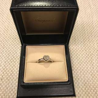 (Reduced) Chopard Miss Happy Ring