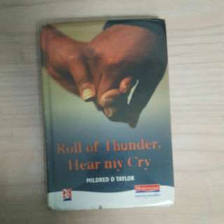 Literature Book roll of thunder hear my cry