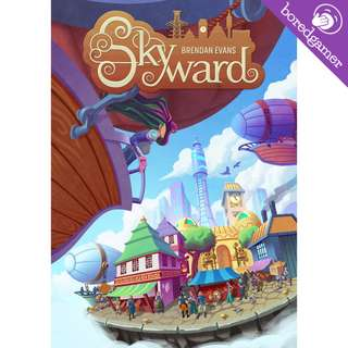 (Kickstarter)Skyward Board Game