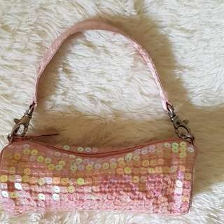 MNG Sequine Mini Pouch