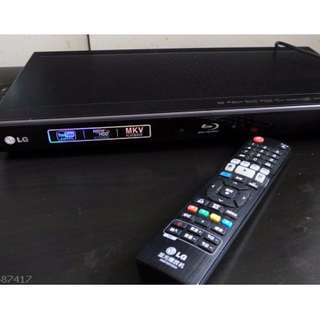 LG Blu-ray Player 影碟機 (BD560)
