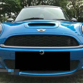 Mini cooper s 1.6A R56 Turbo  2008