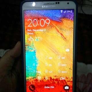 Samsung Galaxy Note 3 32GB RAM 3GB White RESMI SEIN ORIGINAL