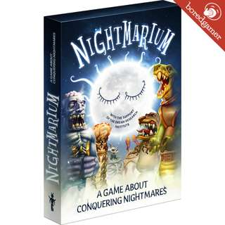 (Kickstarter) Nightmarium Board Game