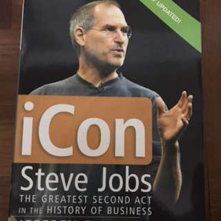 Steve Jobs the greatest second act in history book