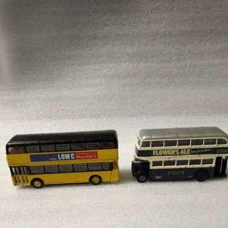 Leyland London 雙層巴士共2架