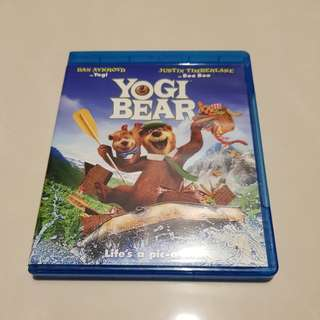 Yogi Bear bluray