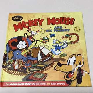 Mickey Mouse Book - Mickey and his Friends