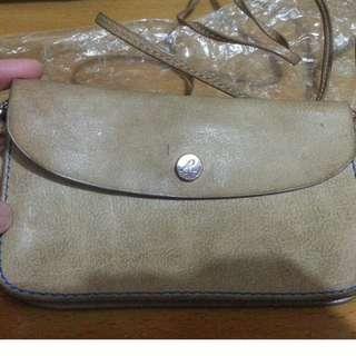 Agnes b. leather small bag