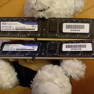 4GB DDR3 1600 Team Group Inc.