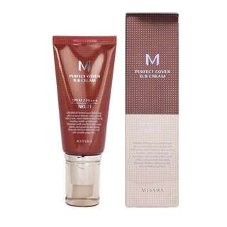 Missha Perfect Cover BB Cream SPF42