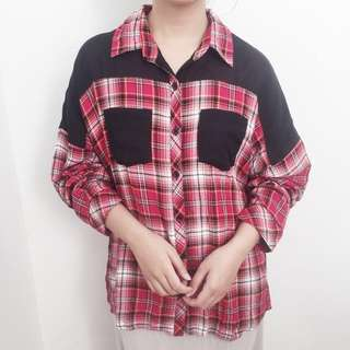 Red Flannel Shirt