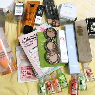 CHEAPEST TIME SALES 4hrs only! authentic Korean beauty products