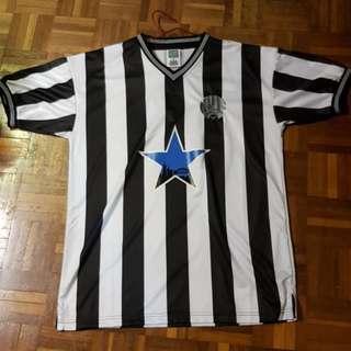 Authentic Newcastle United 1984 Retro Football Jersey