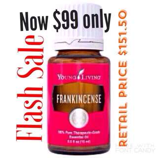 Young Living Frankincense Essential Oil -15ml