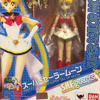 S.H.Figuarts 美少女戰士 Super Sailormoon