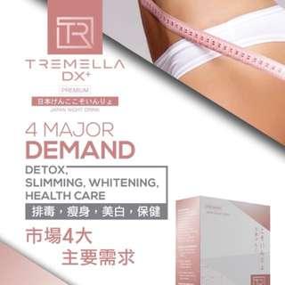 Tremella-Dx蔬果排毒酵素 $500/2 買4送1 $998/4