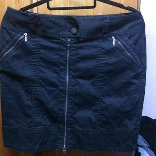$5 Veeko 38碼黑色短裙