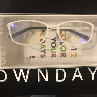 PC glasses -OWNDAYS (Free tote bag)