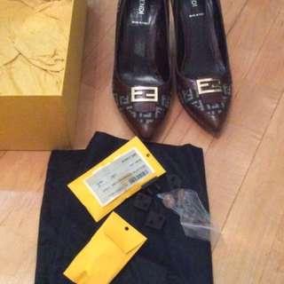 Fendi high heels size 38