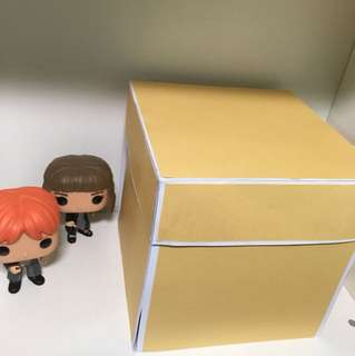 Handmade explosion box/ gift box/ photo box