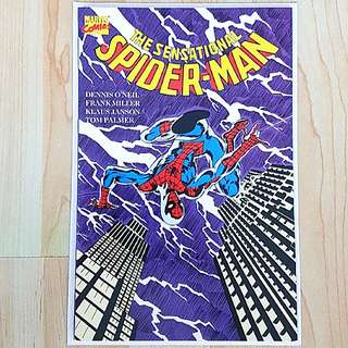 Marvel Comics Sensational Spider-Man TPB Near Mint Condition First Print