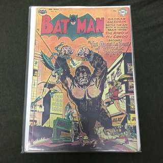 Batman 75 DC Comics Book Justice League Movie
