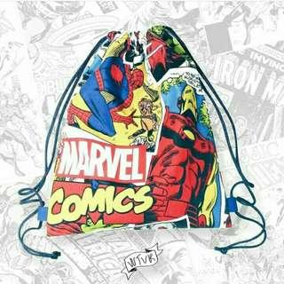 Marvel Drawstring Bag