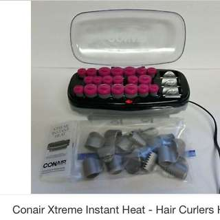 Conair 20 Count Xtreme Heat Hair Rollers