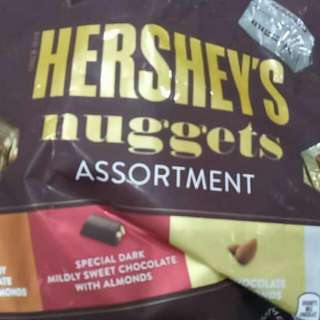 Hershey's nuggets assorted 500g