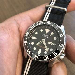 SEIKO SKX007 WITH CERAMIC BEZEL