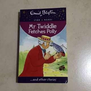 Enid Blyton Books mr Twiddle Fetches Polly
