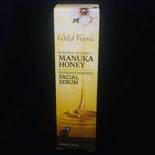 Wild Fern Manuka Honey Facial Serum