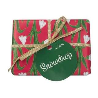 BN Lush Snowdrop Wrapped Christmas Gift Set