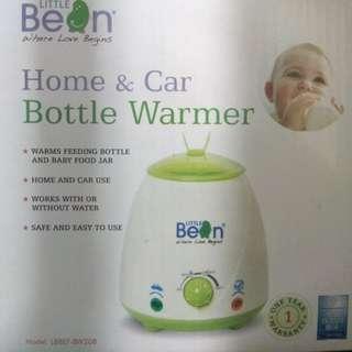 Bottle Warmer~Little Bean
