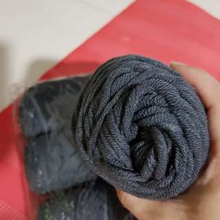 Knitting thread (thick cotton)