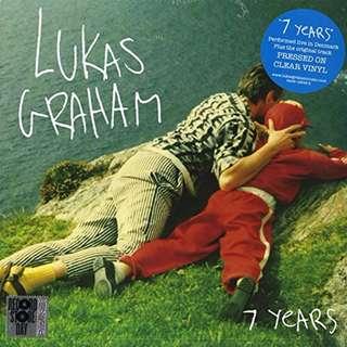 [VINYL] 7 Years - Lukas Graham (Limited RSD Edition) [LP]