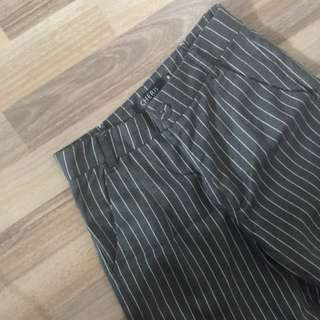Stripes Long Pants