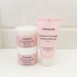 Mamonde moisture ceramide
