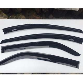 door visor for eon L-300 civic sentra navara np300 civic corolla