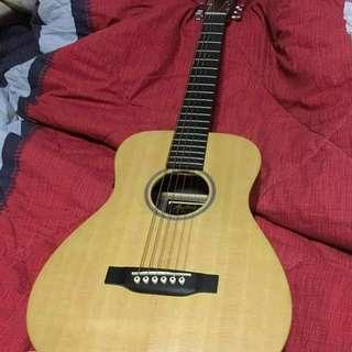 Martin Guitar Lx1e ed sheeran